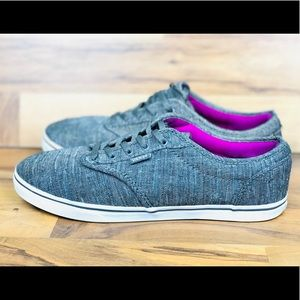 Vans authentic lo pro skate